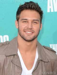 Ryan Guzman from the new Step Up Revolution movie. He's so handsome!
