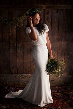 "OHARA Bride 2017 Bridal Collection -  ""Milan"" -  Emmaline Bridal"
