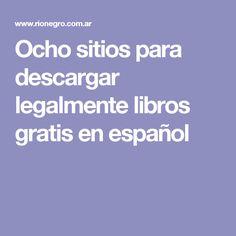 Ocho sitios para descargar legalmente libros gratis en español   Supernatural Styl