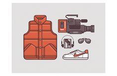 Ryan Putnam 2 Outfits icónicos de películas legendarias