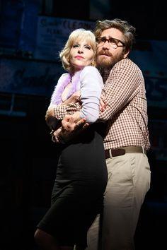 69e8eac3447a Ellen Greene and Jake Gyllenhaal in LITTLE SHOP OF HORRORS Little Shop Of  Horrors Costume