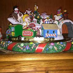 Christmas bully train