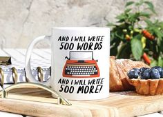 Funny Journalist Mug  Journalism Gifts  Writer Gifts