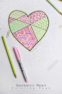 55 Adult Coloring Book Pages | FaveCrafts.com