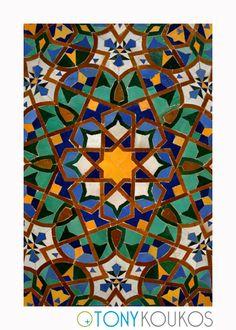 shapes, colours, details, Morocco, cultural, interior, art, photography, design, travel, Tony Koukos, Koukos