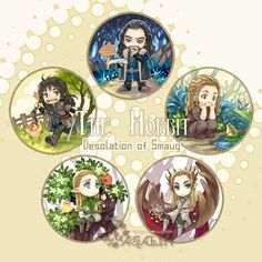 The Hobbit by ~kagalin on deviantART