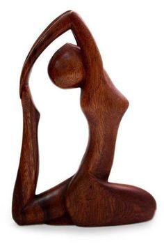 'Satya' Yoga Statuette