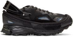 Raf Simons - Black adidas by RAF SIMONS Response Trail Sneakers