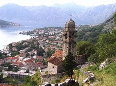 "Kotor, Montenegro. ""Mexico of Croatia""- So Much Fun, Bars in the Streets and one of the most beautiful drives; miles of winding roads around the bay of Kotor"