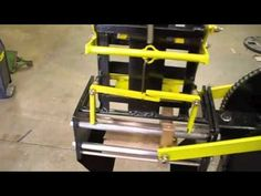 Mechanical Can Crusher ..... Dual action