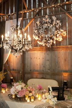 Barn weddings :)