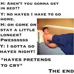 Imagine Hayes Grier ! omg I WANT !! hayes grier || magcon boys