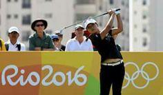 Teeing off Lydia Ko Rio Olympic Games, Kos, Olympics, Aries, Blackbird