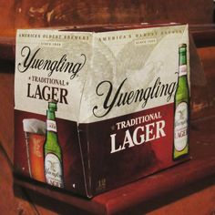 Yuengling is good beer.  We had it at my wedding.  I paid $10.99 for a twelve pack and received $2.00 back from Ibotta.  #Ibotta #Yuengling