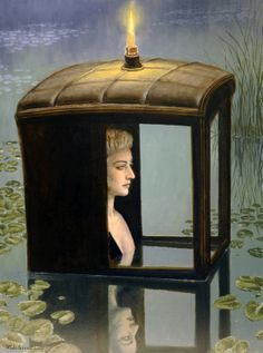made by; Mike Worrall , painting