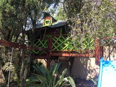 Crooked Tree House Crooked Tree, Tree Houses, Cabin, House Styles, Kids, Home Decor, Young Children, Boys, Decoration Home