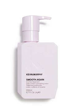 13 Beauty Products That Are Like Sleep In A Bottle #refinery29  http://www.refinery29.com/look-more-awake-products#slide9  Thank you, Kevin Murphy, for turning my frizzy bird's nest into a mane that's smooth and manageable. Smooth.Again Anti-Frizz Treatment instantly tames bedhead without adding excess oil or grease. A few squirts rejuvenates one-day-old (or three-day-old) hair — like a cheat-sheet for the sleepless.Kevin Murphy Smooth.Again Anti-Frizz Treatment, $29, Kevin Murphy for…