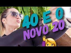 40 é o novo 20 - 💁🙆♀️Nós podemos SIM 🌺  #40éonovo20 #40isthenew20 #nóspodemos #vamoslá #seguiremfrente #saúde #bemestar #ludmillapessotti #balancacerta Sim, Moving On, New Trends