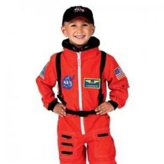 Kids will be excited to expand their universe with these adventure inspiring official NASA flight suits, astronaut costumes, t-shirts and other...