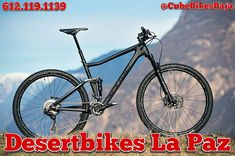 Cube Stereo 120 HPC SL - Desert Bikes La Paz es una tienda especializada en la venta de bicicletas CUBE y artículos deportivos para ciclismo / accesorios, ropa deportiva y servicio.