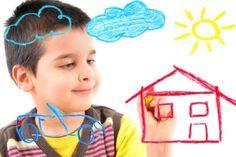 Signos de alerta en un dibujo infantil, que deben ser analizados La psicología enseña cómo a través de la letra de un idividuo se puedan con...