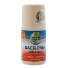 Amrutanjan Back Pain Roll On is an ayurvedic medicine for quick relief in lower back pain, upper backache, body aches and pains. Amrutanjan Back Pain Roll On is a topical application herbal pain balm that also insures relief in pains such as shoulder pain, cervical spondylitis, spondylosis, muscular sprains and strains.