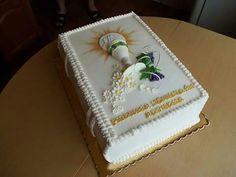 Paul Cakes, Comunion Cakes, First Holy Communion Cake, Religious Cakes, Confirmation Cakes, Book Cakes, Cakes For Boys, Buttercream Cake, Cake Art