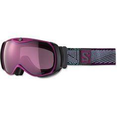 Salomon X-Tend 10 Small Snow Goggles - Women's