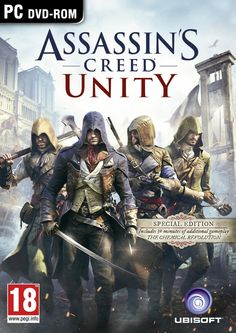 LOWEST EVER PRICE DROP Assassin's Creed: Unity PC Game NOW £19