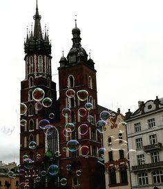 Kraków, Poland Texture, Surface Finish, Patterns