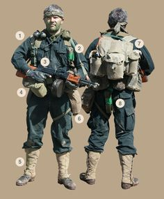 -----MACV-SOG: A Unit of Modern Forces Living History Group -----