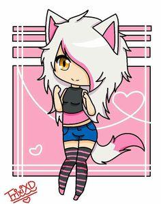 ya me puedes matar :3 Kawaii Art, Kawaii Anime, Cartoon Network Fanart, Tumblr Girl Drawing, Foxy And Mangle, Character Art, Character Design, Fnaf 5, Fnaf Characters
