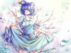 dress kaku seiga see through shironeko yuuki skirt lift touhou | #303979 | yande.re