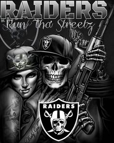 RAIDERS Run Tha' Streetz
