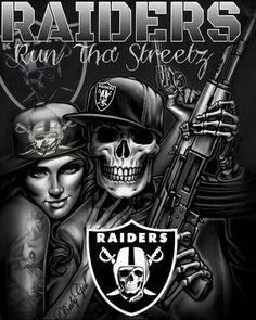 RAIDERS Run Tha' Streetz