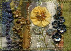 shadow garden aceo by molly jean hobbit, via Flickr