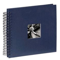 Hama Fine Art 50 Page Spiral Photo Album holds Blue Album Photo Scrapbooking, Album Cover, Start Writing, My Memory, E Bay, Stuff To Do, Best Gifts, Photos, Colours