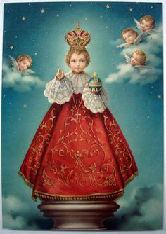 Prazske Jezulatko - Infant Jesus of Prague