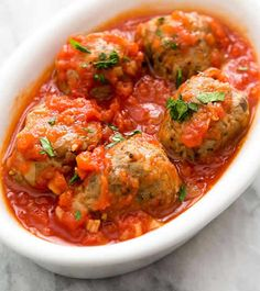 Simply Recipes - Turkey Meatballs (That Aren't Dry!): Best turkey meatballs ever! Made with ground turkey, mushrooms, onions,… - View Best Turkey Meatballs, Mushroom Meatballs, Mushroom Sauce, Meatball Recipes, Turkey Recipes, Low Carb Recipes, Cooking Recipes, Healthy Recipes, Stuffed Mushrooms