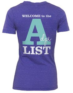 this is the shirt I was talking about! but we can change up the wording and make it our own!!