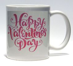 Valentine's Day Mug Gourmet Tea Gift Basket Romantic