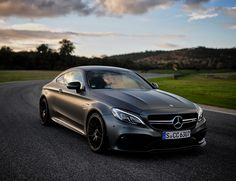 Heading to Gibraltar in the New Mercedes-AMG C63 S Coupe