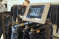 G Star Raw Concept Store at Oxford Street, London