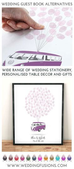 A personalised fingerprint guestbook for your special day and a unique keepsake to cherish forever. Wedding Gifts For Couples, Unique Wedding Gifts, Personalized Wedding Gifts, Unique Weddings, Diy Wedding, Wedding Favors, Unique Gifts, Dream Wedding, White Weddings