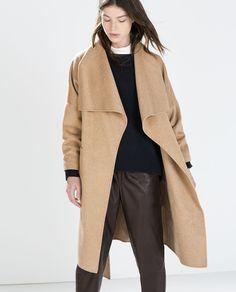 ZARA - WOMAN - LONG COAT