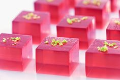 Jelly Shot Recipes | Jelly Shot Test Kitchen: Cosmopolitan Jelly Shots. Made these a few times.  Great adult fun.