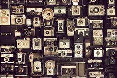 Pinspiration! Vintage cameras!