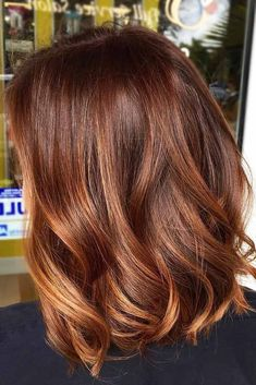 The Most Popular Shades Of Dark Red Hair For Distinctive Looks - Cinnamon Hair . - The Most Popular Shades Of Dark Red Hair For Distinctive Looks – Cinnamon Hair Color - Hair Color Auburn, Hair Color Highlights, Red Hair Color, Brown Hair Colors, Auburn Hair With Highlights, Red Color, Brownish Red Hair, Red Hair With Highlights, Shades Of Red Hair