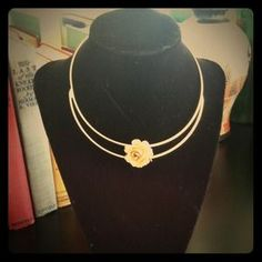 Vogue Jewelry Jewelry - Vintage Rose Choker