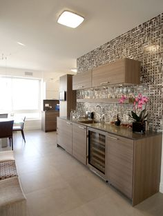 2012 Residential Honorable Mention: Anna Marie Fanelli for the Cooper Residence (New York, NY). Tiles: Cotto d'Este, Novabell, La Fabbrica & Lea Ceramiche